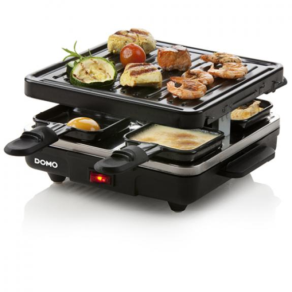 """""""Just us"""" raclette-grill - DO9174G"""